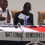 Portuphy appeals to NDC supporters to work hard