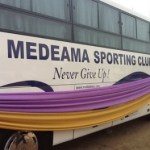 Medeama SC closes in on Hasaacas' Amos Korankye