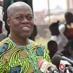 Peace and stability not guaranteed under NPP - Veep