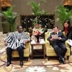 Deputy Ambassador visits Nanchang city