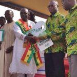 Ibrahim Musah Adjudged 2015 National Best Farmer