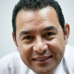 Comedian takes office as Guatemala's new president