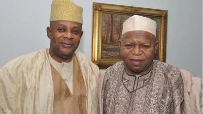 Faleke and late Abubakar Audu