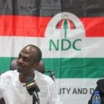 NDC not ready for opposition - Johnson Asiedu Nketiah