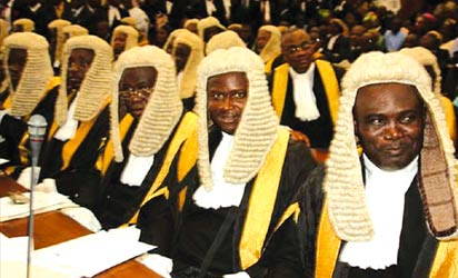 *A cross section of Judges