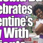 Obuobia Darko Celebrates Valentine's Day With Patients