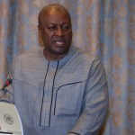 November polls will be peaceful – Mahama assures