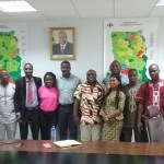 National Youth Wing Of NDC Holds Strategic Meeting With Former Tein Executives