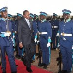 UHURU KENYATTA: A simple choice for Kenya on August 8