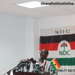 No gov't has fought corruption better than Mahama's - Nketia