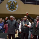 PRESIDENT MAHAMA DECLARES THREE DAYS OF FASTING AND PRAYERS FOR CONTINUOUS PEACE AND STABILITY IN GH...