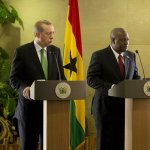 Ghana And Turkey Sign Five Bilateral Agreements