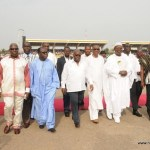 Nana Addo Embarks on Central region tour