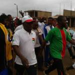 Action Youth for Mahama launched in Kumasi