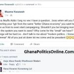 A Concerned Citizen goes wild on Nana Akuffo Addo