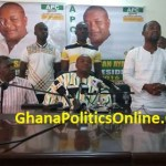 Ayariga's APC opens nomination with GhC100,000 filing fee