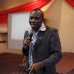 Ladies don't allow a poor man to marry you.-Counselor George Lutterodt