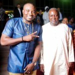 DKB hangs out with President, John Mahama