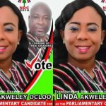 Widow Of Late William Ocloo, Linda Ocloo Wins NDC's Shai Osudoku Primary