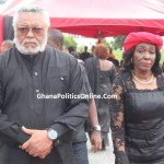 Corruption in NDC begun under Mills - Rawlings