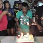 Bismark The Joke celebrates 31st birthday