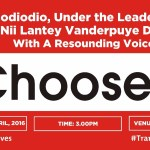 #iChoose JM Rally Rocks Odododiodio Today