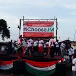 Organizers of #iChooseJM lash out at A-Plus