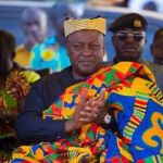 Gomoa Chief Installs Mahama 'King Of Humility'