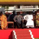I Will Work Hard To Sustain The Peace Of This Nation- President John Dramani Mahama