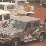 NDC Mahindra vehicles not for us – NCCE
