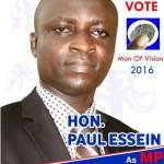 NPP PARLIAMENTARY CANDIDATE FOR JOMORO CONSTITUENCY ARRESTED