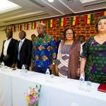 Mahama interacts with Ghanaian Community in Japan