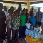 MEMBER OF PARLIAMENT FOR ELLEMBELE CONSTITUENCY CELEBRATES BIRTHDAY WITH ORPHANS