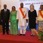 Côte d'Ivoire Decorates President Mahama With National Awards