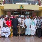 Bawku Chief endorses Mahama