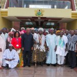 Co-exist In Peace And Harmony-President Mahama Urges Northern Chiefs