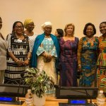 """Ghana's first lady urges OAFLA to """"Persevere to mainstream HIV fight"""""""