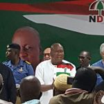 2016 Election Outlook IT'S ONE TOUCH  FOR JOHN MAHAMA -BNI report Indicates