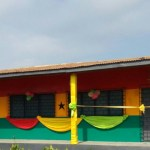 Deputy Minister Of Creative Arts Builds Library For Basic school