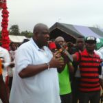KENNEDY AGYAPONG IS A LIABILITY TO GHANA'S PARLIAMENT, VOTE HIM OUT - CAPTAIN JOSHUA HAMIDU AKAMBA