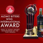 Alomo Bitters Wins EY World Entrepreneur of the year Awards
