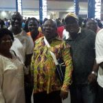 PHOTOS:Allotey Jacobs landed at Kotoka International
