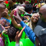 "President Mahama Ends 3-Day ""Accounting to the People"" Tour of Gt Accra"