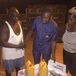Lordina Mahama Donates To Muslim Communities In Central Region
