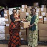 Lordina Foundation donates to Asamankese Government Hospital