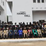 Vice President Amissah-Arthur Assures Ghana Armed Forces Of Adequate Resources