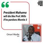 Jospong CEO Caused NPP Defeat In 2008 - Omarie Wadie