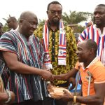 Bawumia Caught Vote-Buying?