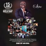 End of an era: Bola Ray marks 15 years as drive show host, hands over to Giovani Caleb