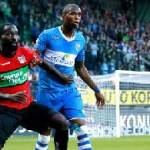 Owusu-Abeye provides assist in Dutch top-flight